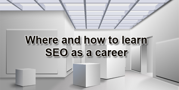 where to learn seo as a career
